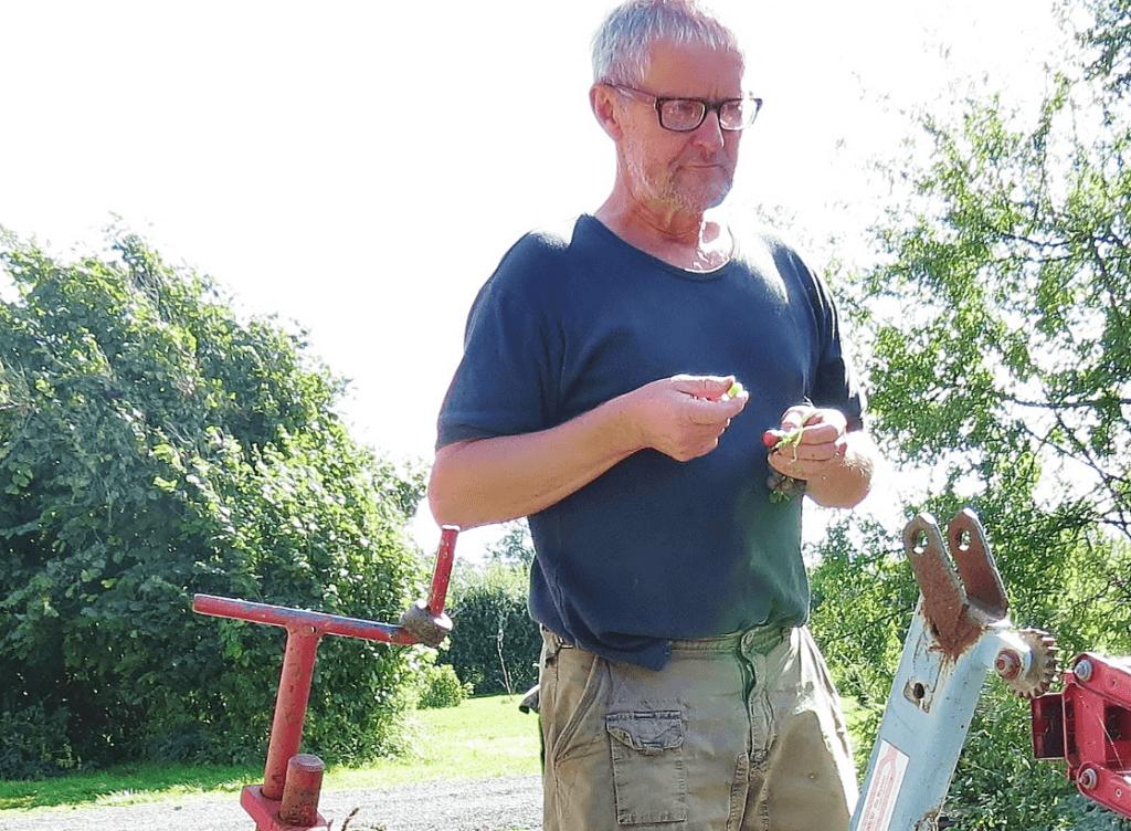 Søren Wiuff - Dansk Tang