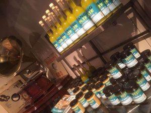 Dansk tangs produkter er på hylderne hos BASILUR TEA & DELIKATESSER