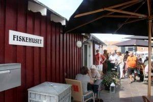 Fiskehuset i Ringkøbing - har produkterne fra Dansk Tang