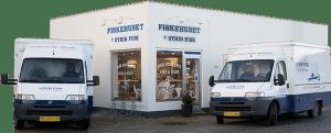 Strib fisk sælger nu Dansk Tang