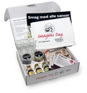Smagens Dag - med tang fra Dansk Tang