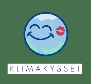 Klimakysset dansk tang logo
