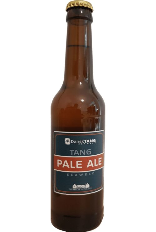 Pale ale med tang