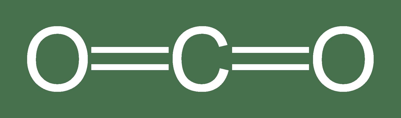 CO2 formel