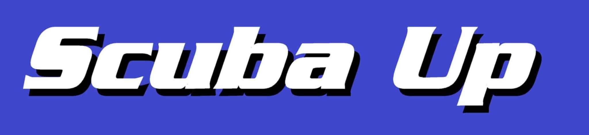Scuba up logo